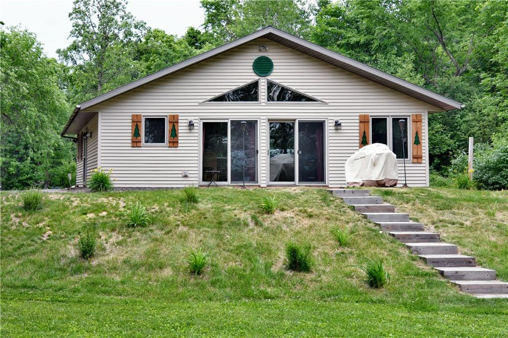 24101 Clam Lake Dr. Property Photo - Siren, WI real estate listing