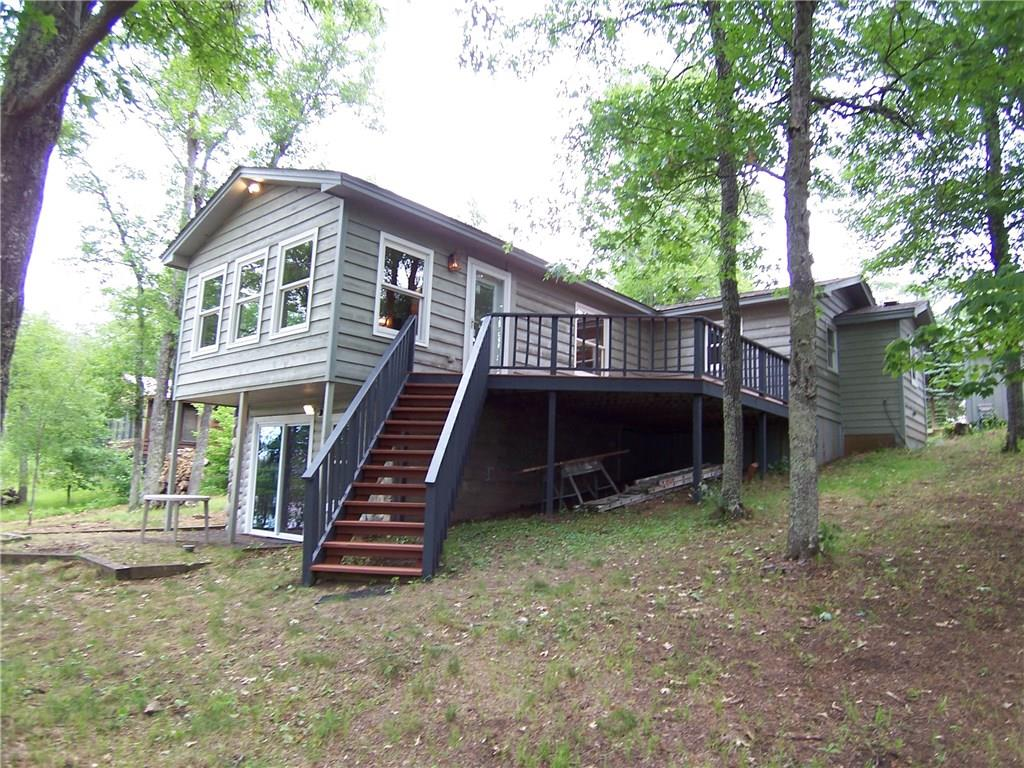 29673 Long Lake Trail Property Photo - Danbury, WI real estate listing