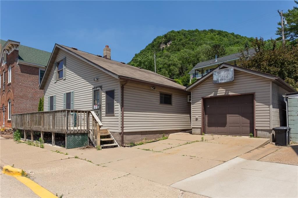 1105 S Main Street Property Photo - Alma, WI real estate listing