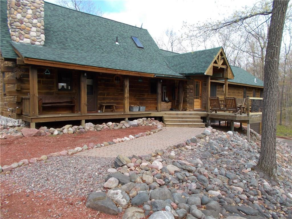276 W Slim Lake Road Property Photo - Stone Lake, WI real estate listing