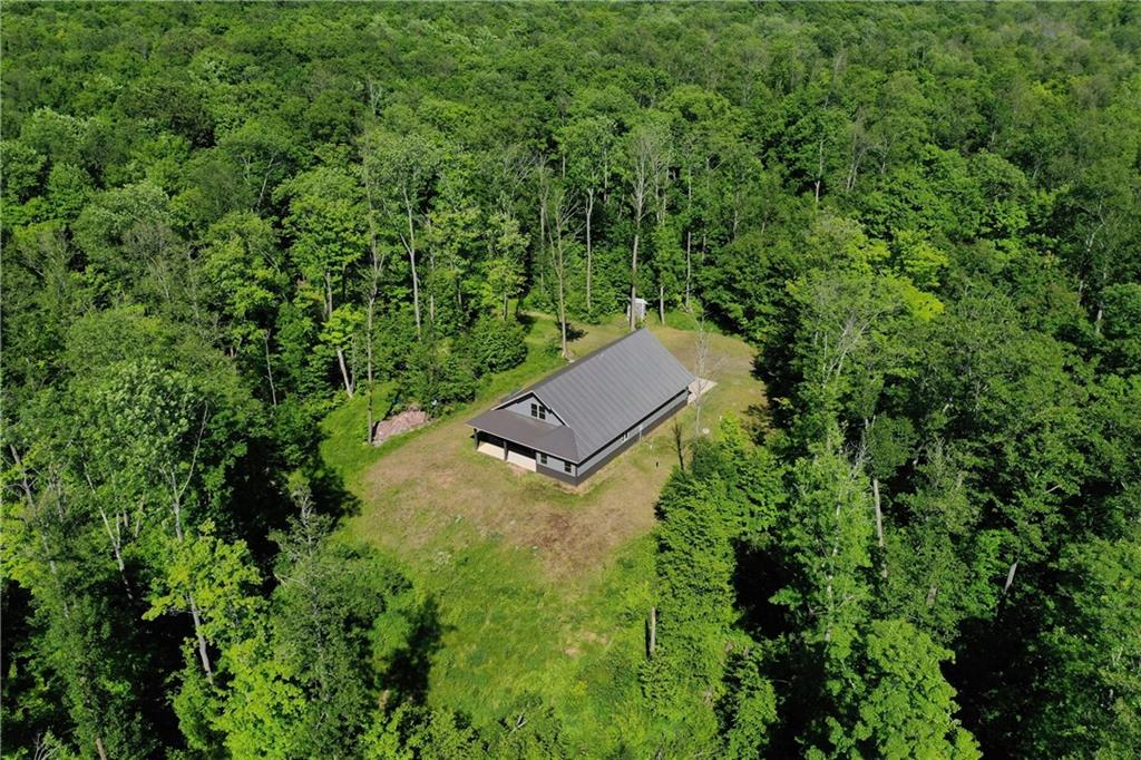 4791 N County Hwy H Property Photo - Radisson, WI real estate listing