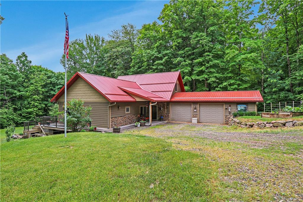 5266 N County Road G Road Property Photo - Winter, WI real estate listing