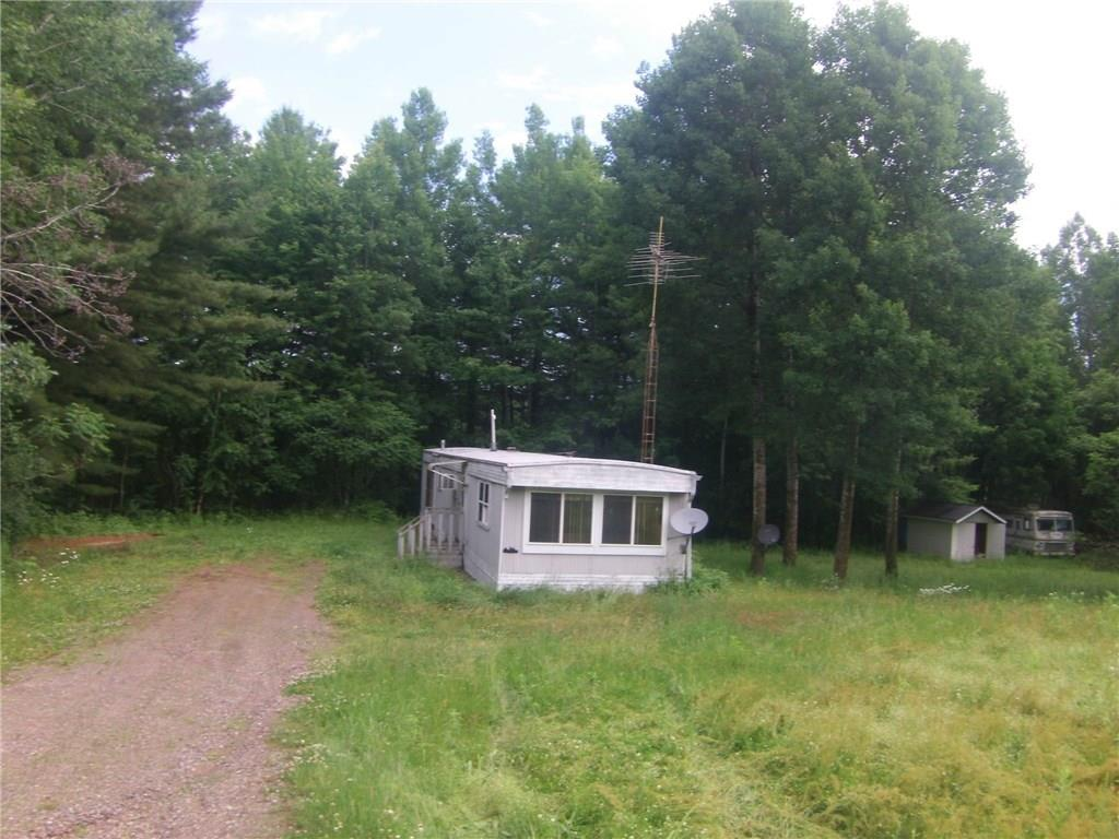 27406 259th Avenue Property Photo - Holcombe, WI real estate listing