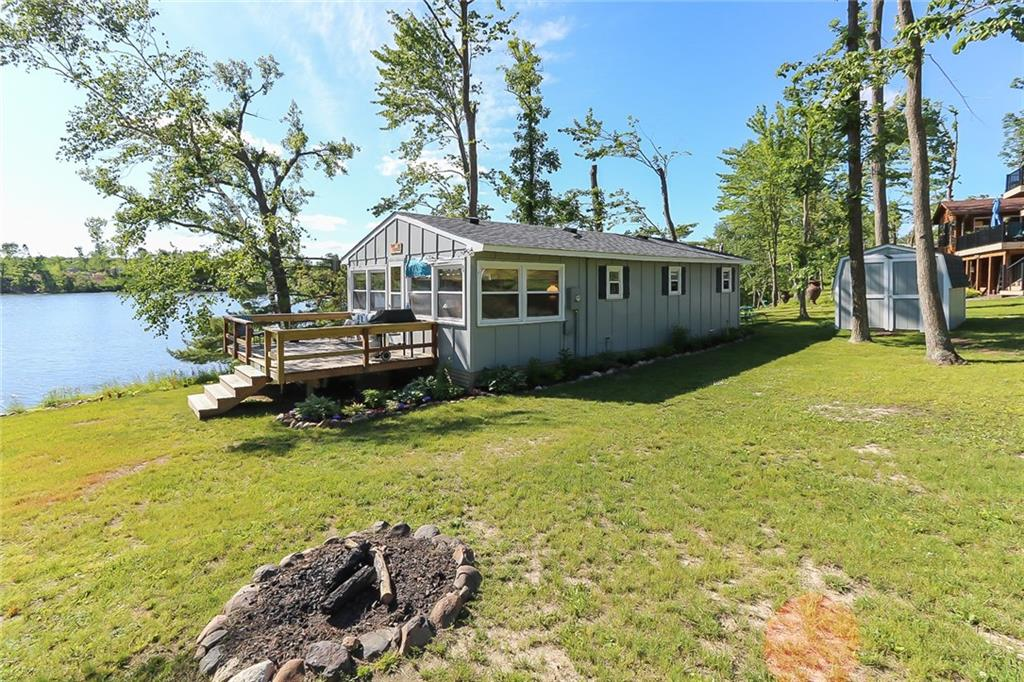 1775 Belisle Court Property Photo - Balsam Lake, WI real estate listing