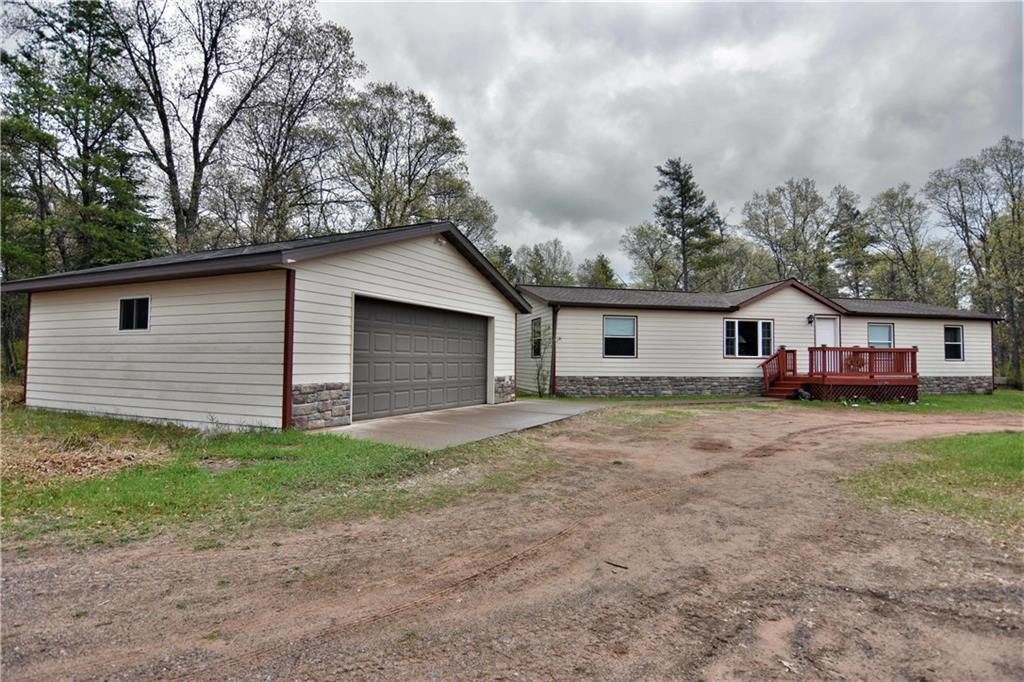 7433 W Fox Run Road Property Photo - Minong, WI real estate listing