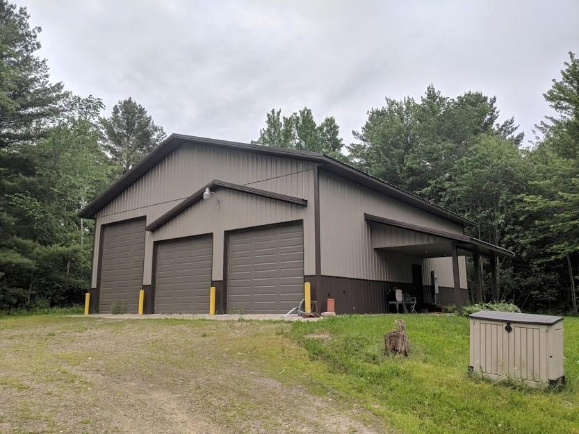 27173 Cty Hwy X Property Photo - Cadott, WI real estate listing