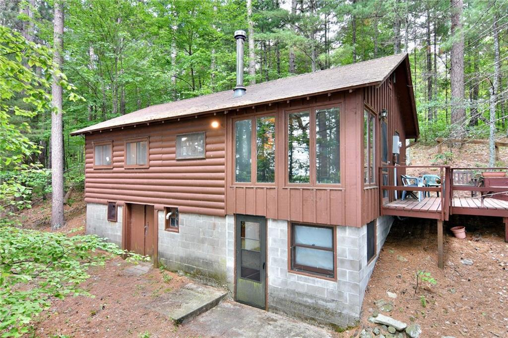 28849 E Rooney Lake Drive Property Photo - Spooner, WI real estate listing