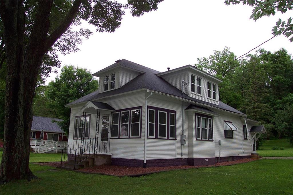 114 Bluff Avenue S Property Photo - Prairie Farm, WI real estate listing