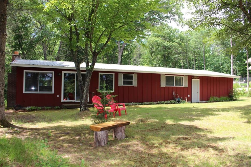 N7712 Bushey Road Property Photo - Trego, WI real estate listing