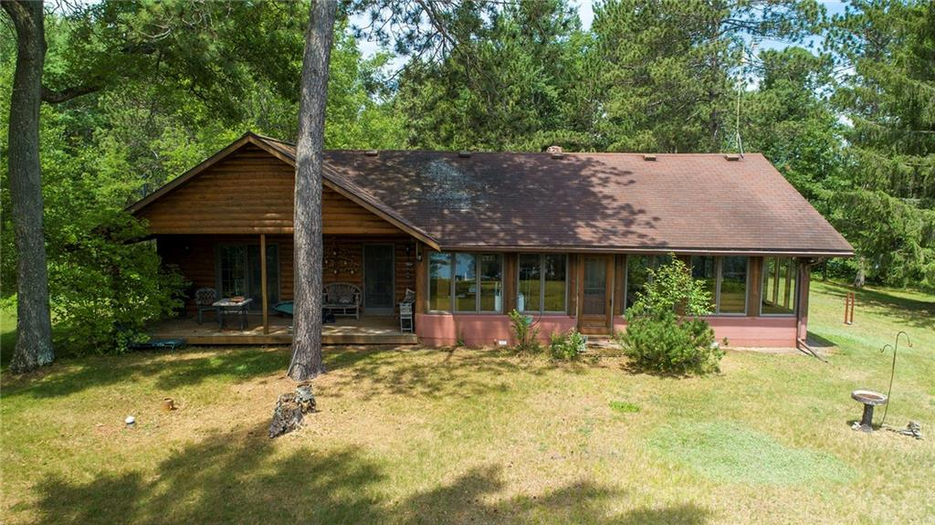 W6691 Rappy Lake Road Property Photo - Trego, WI real estate listing