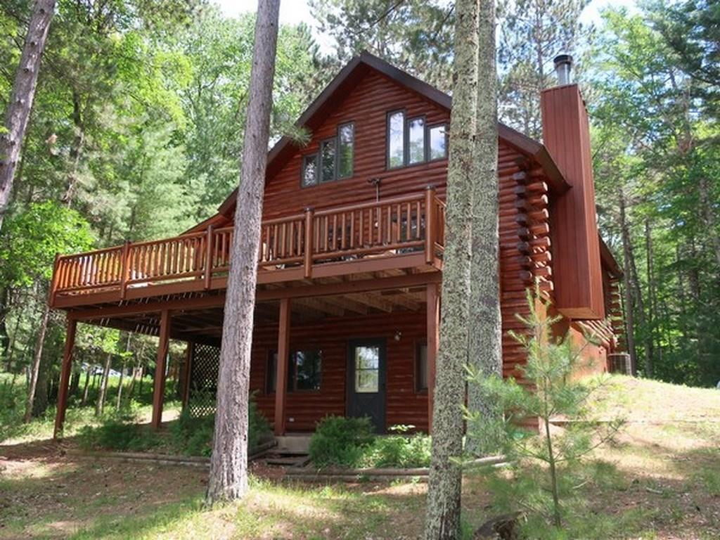 28861 Birch Island Lake Drive Property Photo - Danbury, WI real estate listing