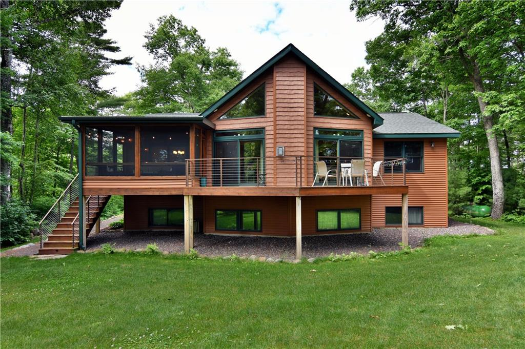 5845 N Warteman Lane Property Photo - Stone Lake, WI real estate listing