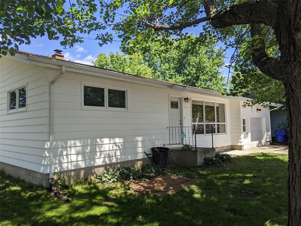 119 Tyler Avenue E Property Photo - Fall Creek, WI real estate listing
