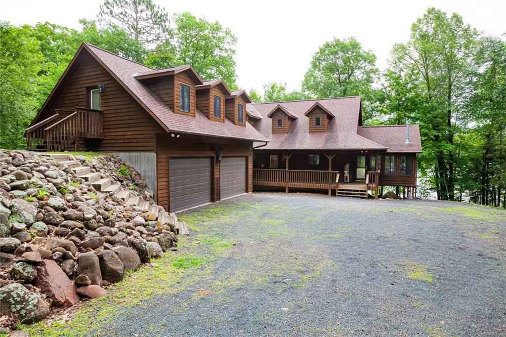W1957 Hwy B Property Photo - Sarona, WI real estate listing