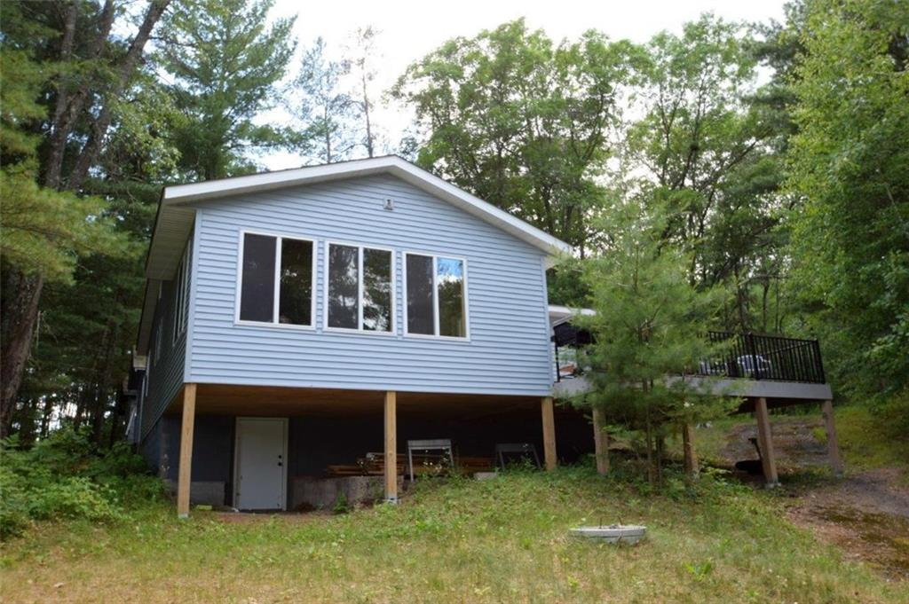 6575 Flowage Drive Property Photo - Danbury, WI real estate listing