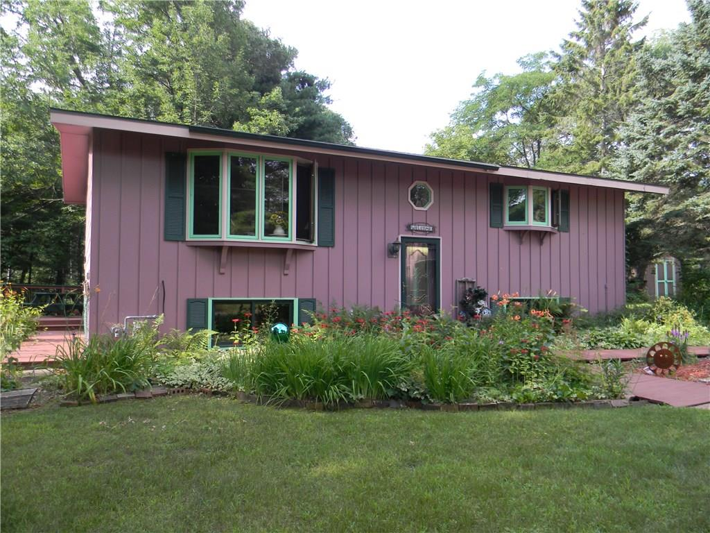 W5801 Shell Creek Road Property Photo - Minong, WI real estate listing