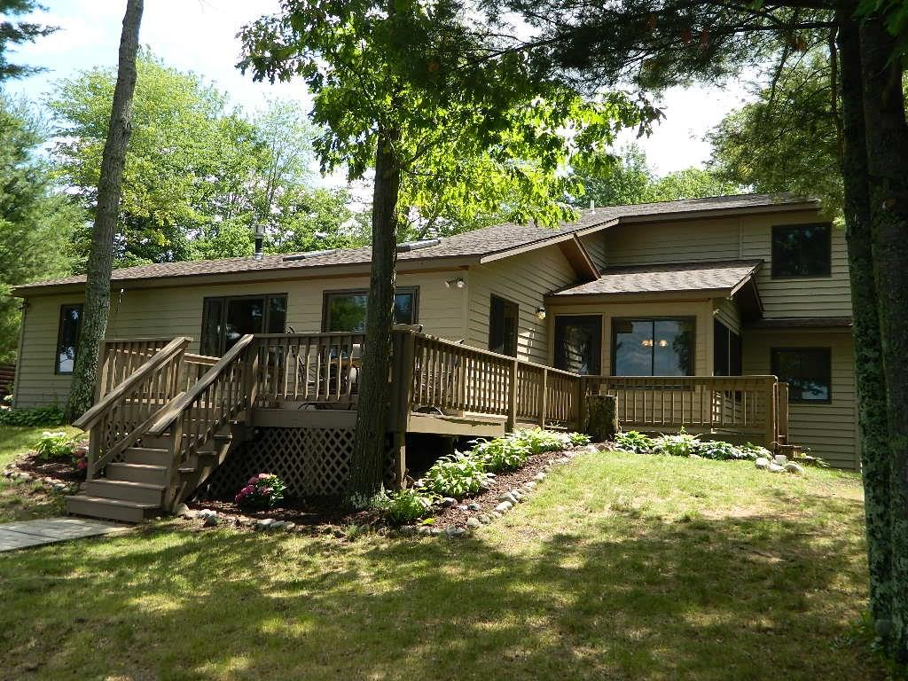 5881 N Runzel Road Property Photo - Stone Lake, WI real estate listing