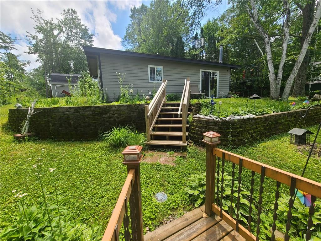 1628 1/2 Street Property Photo - Turtle Lake, WI real estate listing