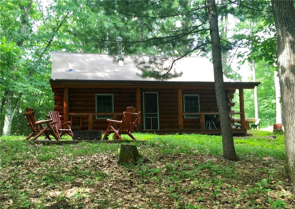 N656 Indian Mission Road Property Photo - New Auburn, WI real estate listing
