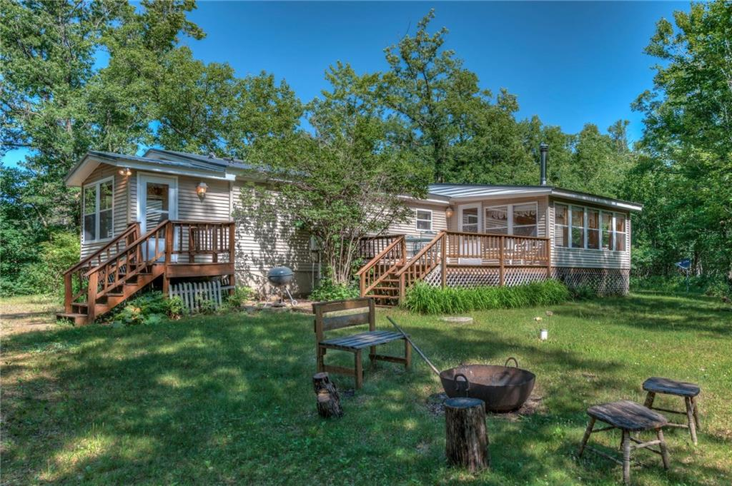 4417 Morning Star Drive Property Photo - Danbury, WI real estate listing