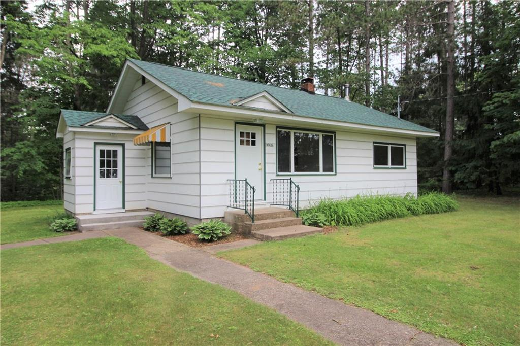 N7435 First Street Property Photo - Trego, WI real estate listing