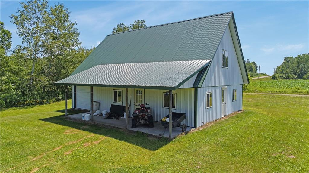 20950 Cty Rd G Property Photo - Gilman, WI real estate listing