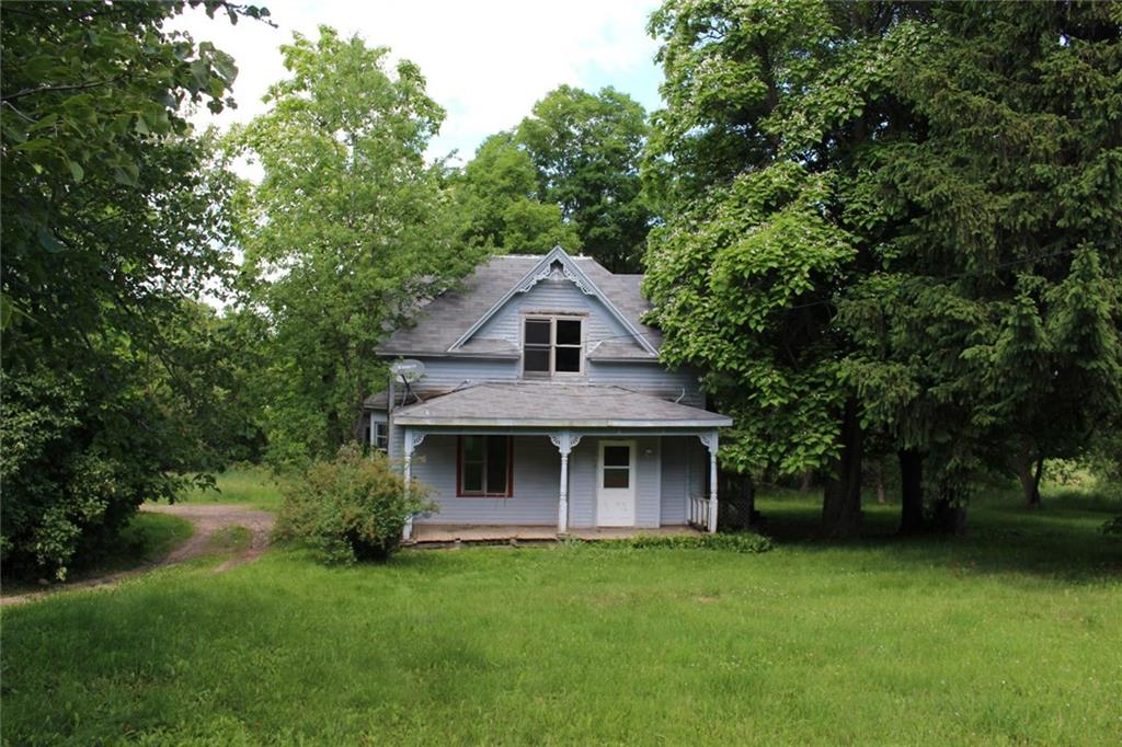 819 Old B Road Property Photo - Shell Lake, WI real estate listing