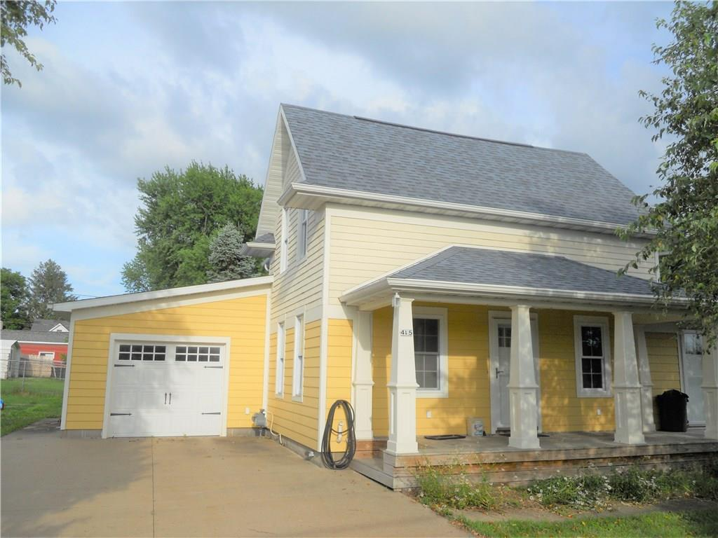 415 S Spring Street Property Photo - Blair, WI real estate listing