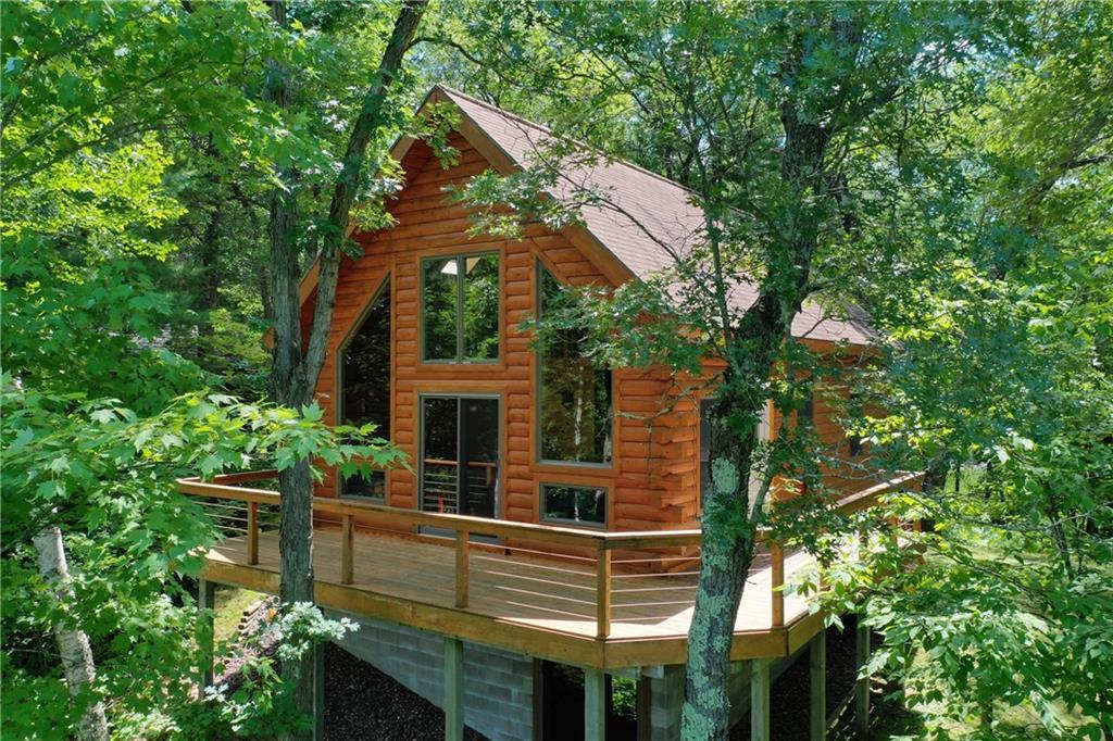 26160 S Lipsett Lake Road Property Photo - Spooner, WI real estate listing