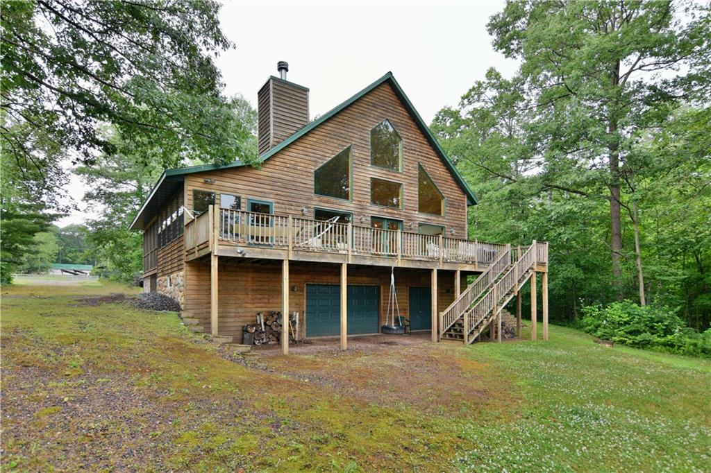 N2904 Jesse Road Property Photo - Sarona, WI real estate listing