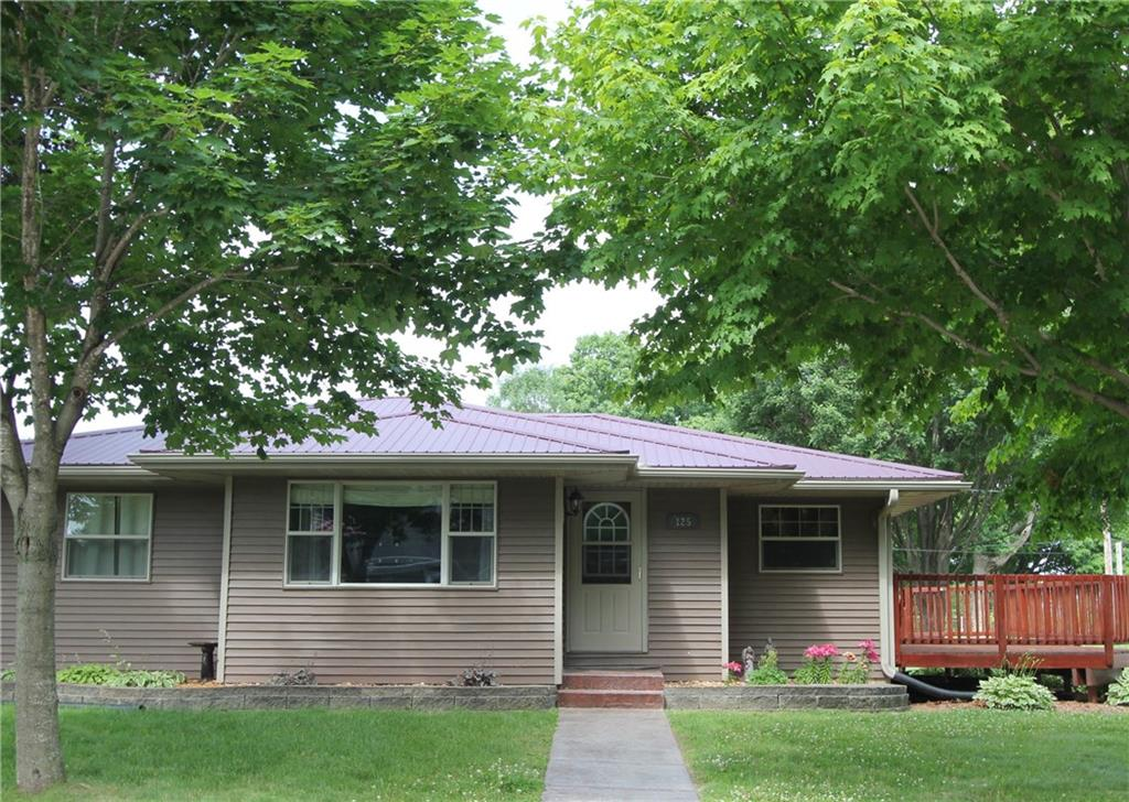 125 S Reynolds Street Property Photo - Boyd, WI real estate listing