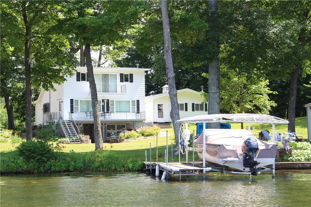 W2900 Sunset Bay Property Photo - Birchwood, WI real estate listing