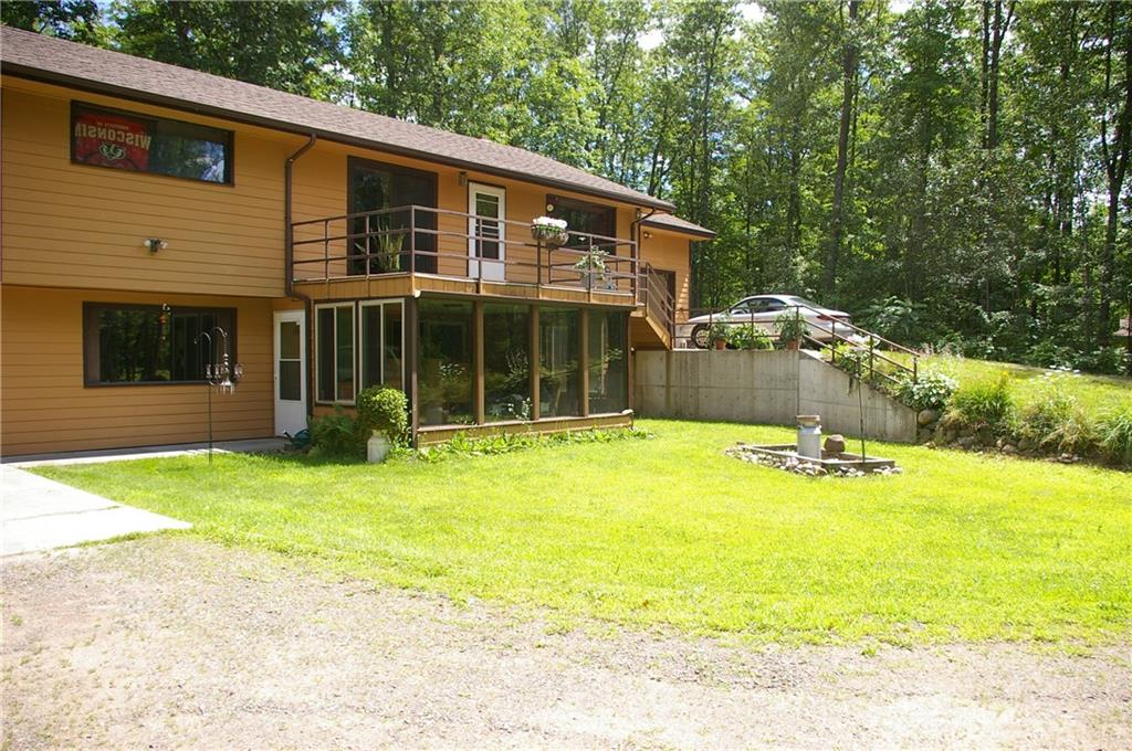 N3752 County Highway M Property Photo - Sarona, WI real estate listing