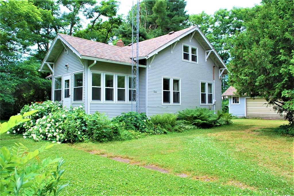 N555 Hwy VV Property Photo - Sheldon, WI real estate listing