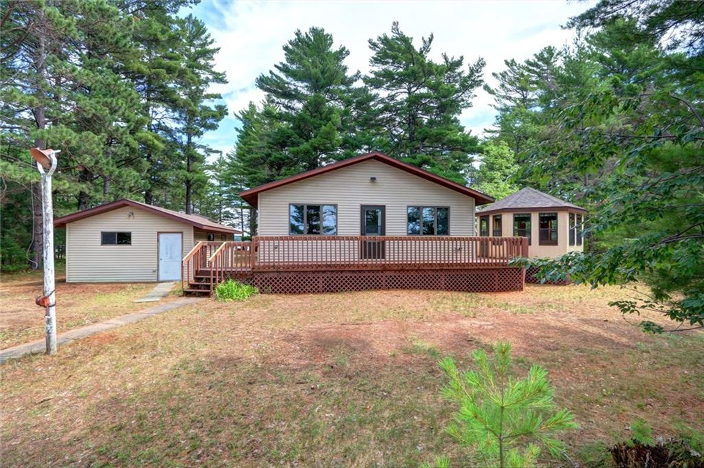 50635 Peninsula Road Property Photo - Barnes, WI real estate listing
