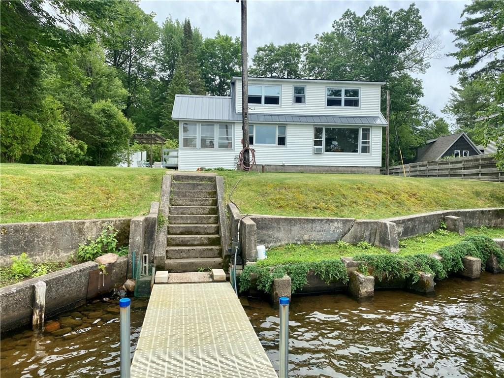 12174 W Conger Road Property Photo - Couderay, WI real estate listing