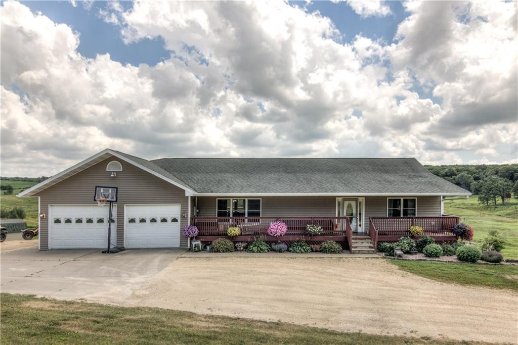 W16137 Rat Road Property Photo - Blair, WI real estate listing