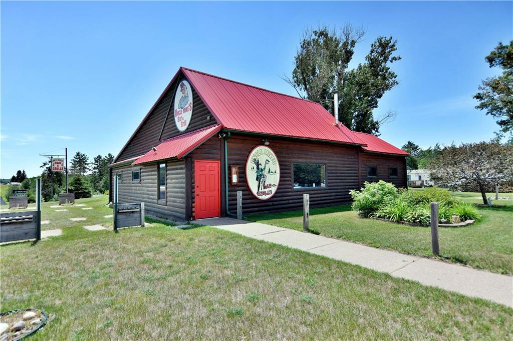 7017 Hwy 53 Property Photo - Trego, WI real estate listing