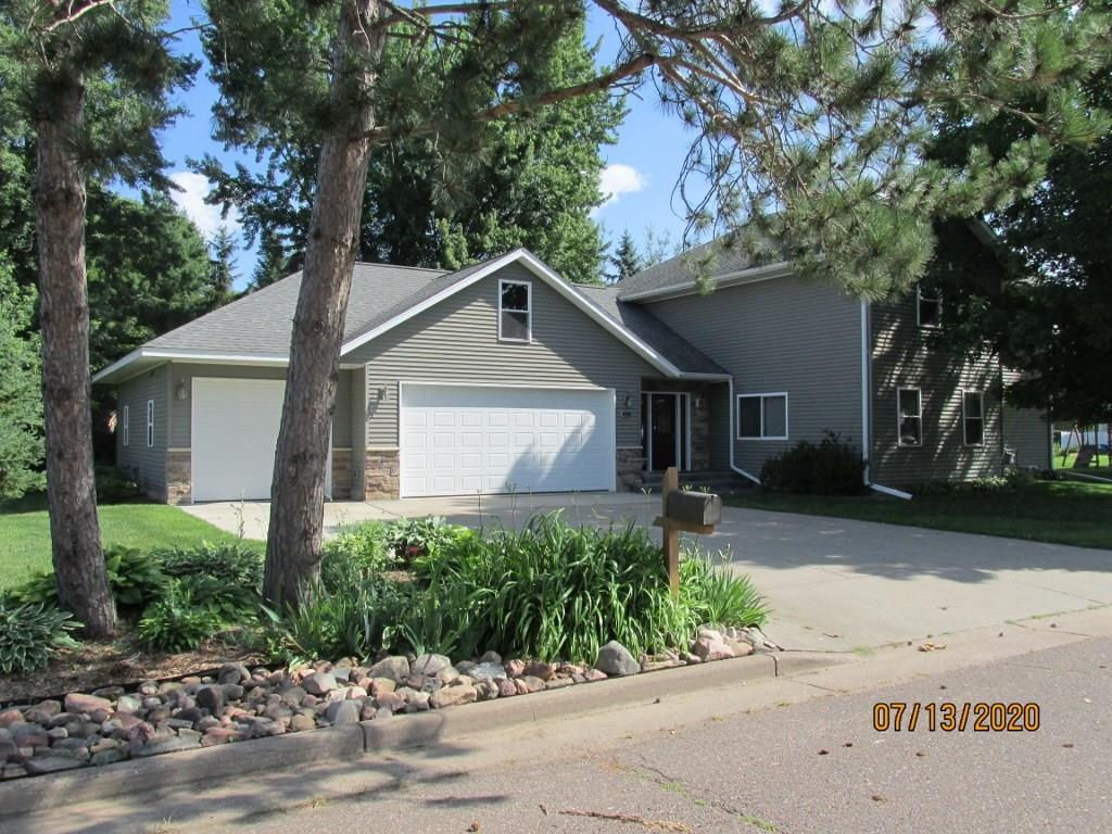 110 E Mill Avenue Property Photo - Cadott, WI real estate listing