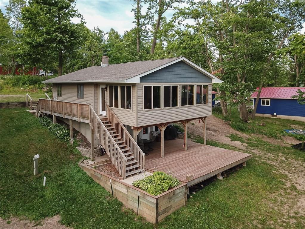 656 N Round Lake Lane Property Photo - Luck, WI real estate listing