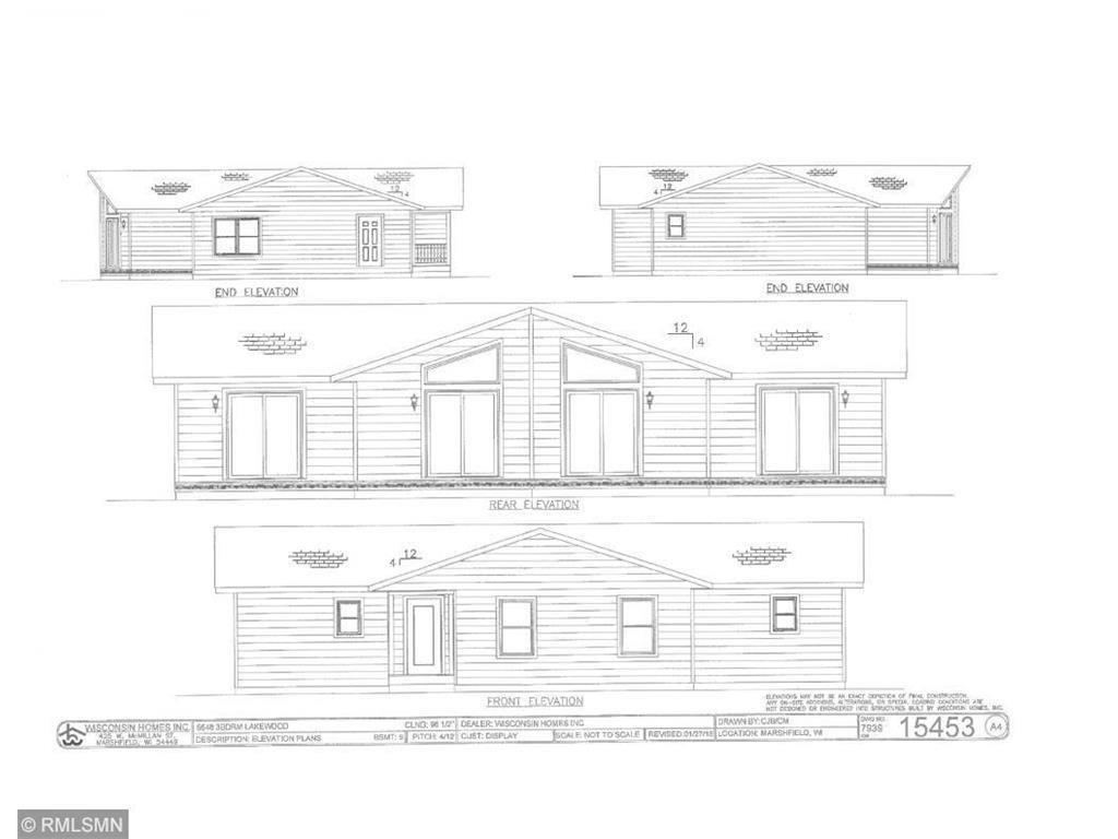 Lot 111 162nd Avenue Property Photo - Balsam Lake, WI real estate listing