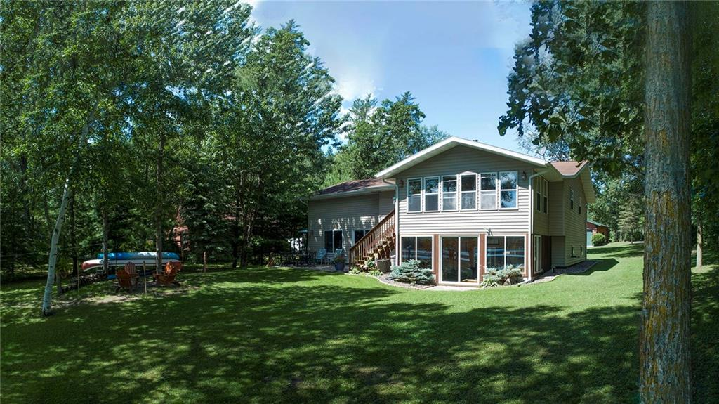 W6065 Green Road Property Photo - Trego, WI real estate listing