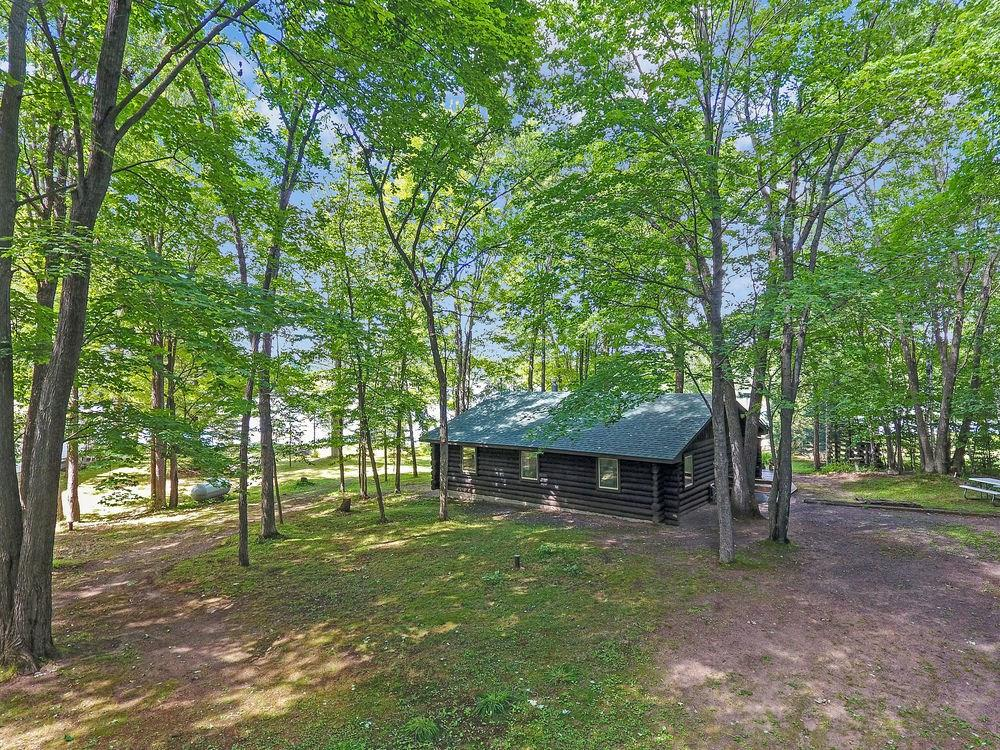 5380 W Yellowsands Drive Property Photo - Spooner, WI real estate listing