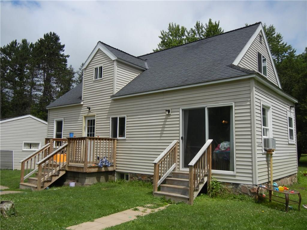 12340 W Heffelfinger Street Property Photo - Couderay, WI real estate listing
