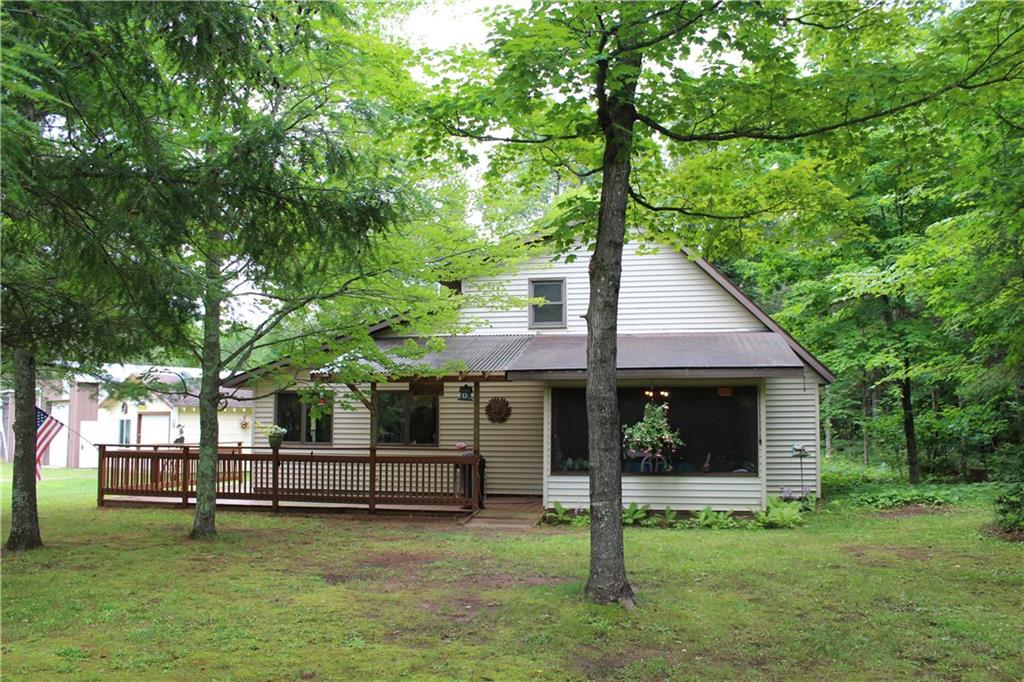 60125 State Hwy 77 Property Photo - Clam Lake, WI real estate listing