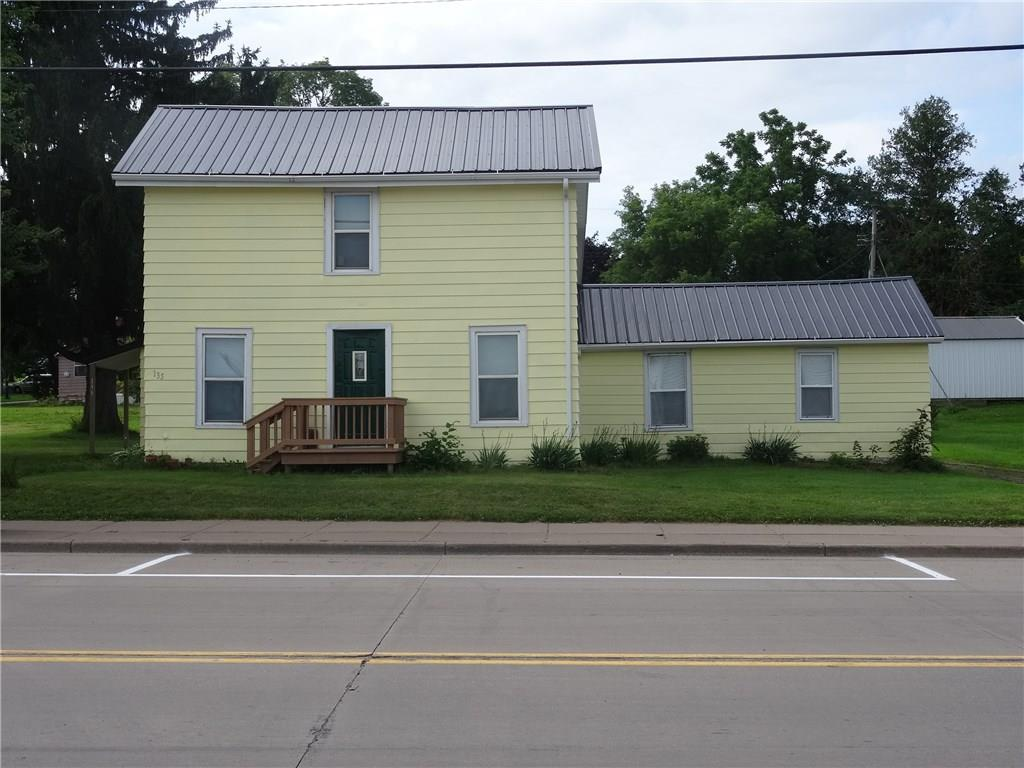 135 W Main Street Property Photo - Alma Center, WI real estate listing