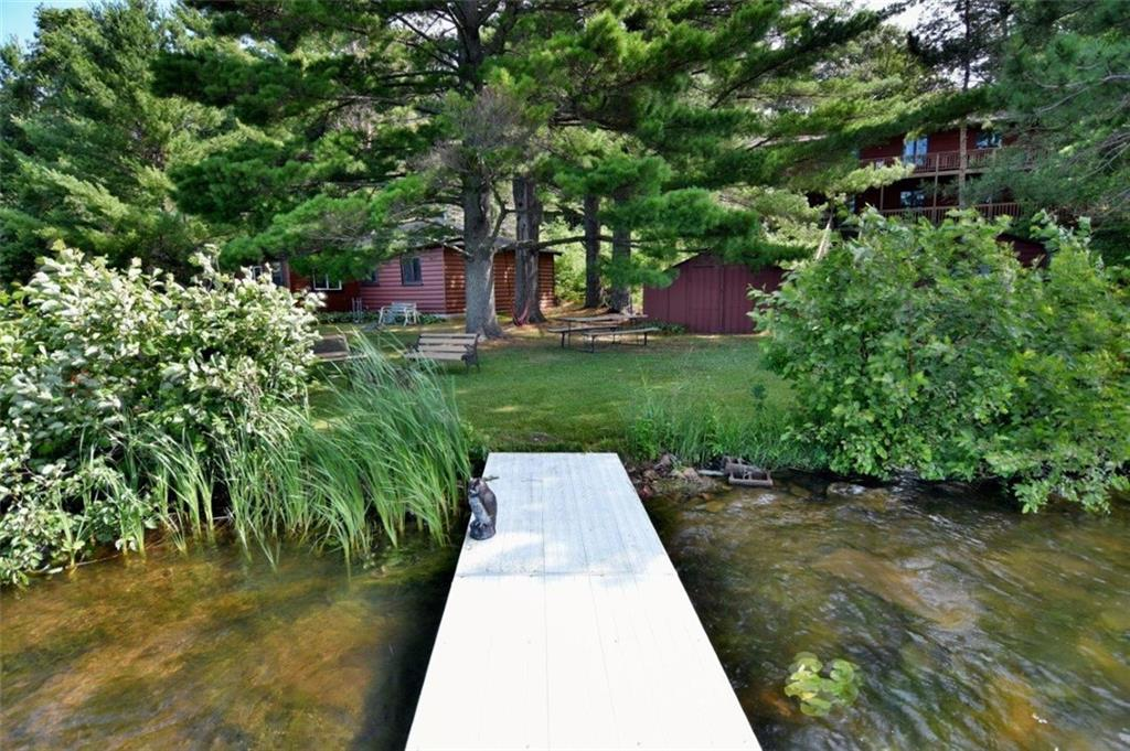 W3957 Devils Lake Road Property Photo - Sarona, WI real estate listing