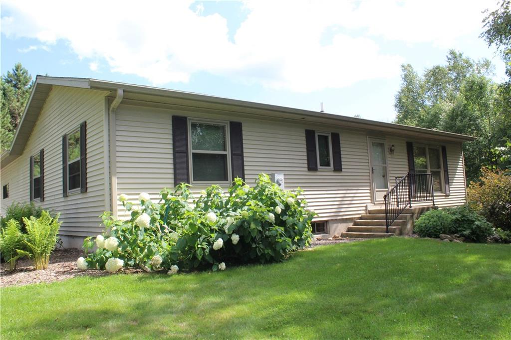 4875 W County Highway B Property Photo - Sarona, WI real estate listing
