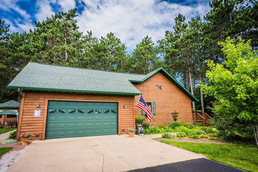 N5749 Horizon Lane Property Photo - Spooner, WI real estate listing