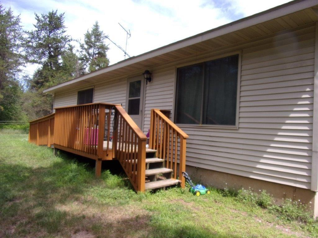 W4228 County Hwy E Property Photo - Springbrook, WI real estate listing